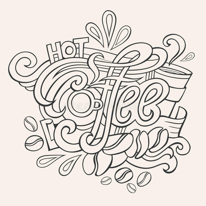 Coffee hand lettering sketch stock vector illustration of cartoon download coffee hand lettering sketch stock vector illustration of cartoon graphic 42300848 altavistaventures Image collections