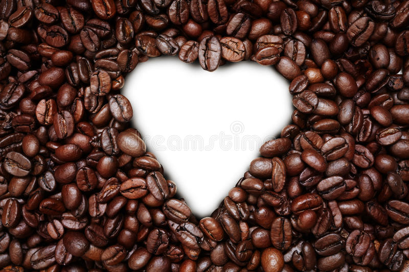 Download Coffee heart stock photo. Image of cooking, backgrounds - 22755070
