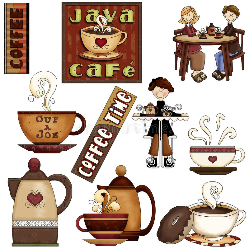 Coffee House Graphics