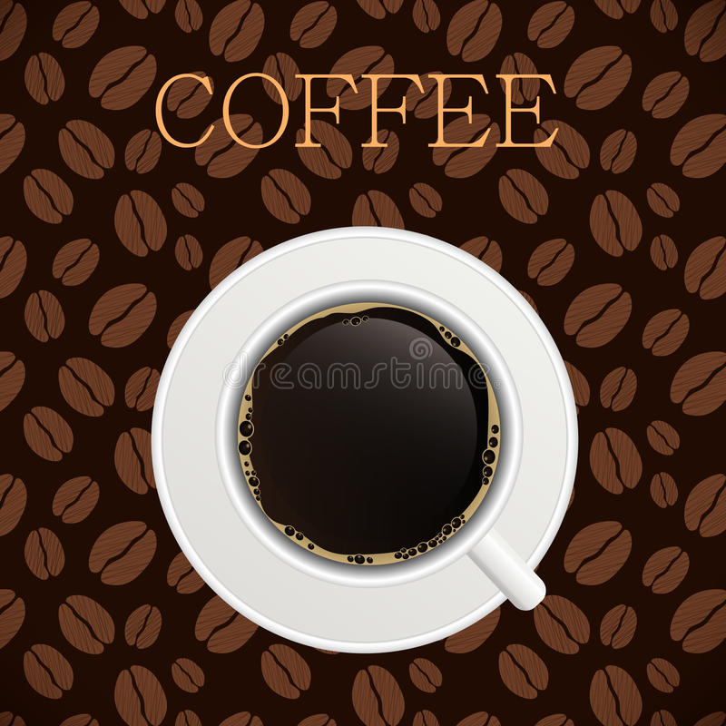 Download Coffee House Menu Template Vector Illustration Stock Vector - Image: 29284879