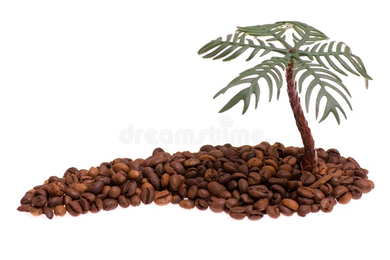 Download Coffee island stock image. Image of fresh, mill, tasty - 3453025