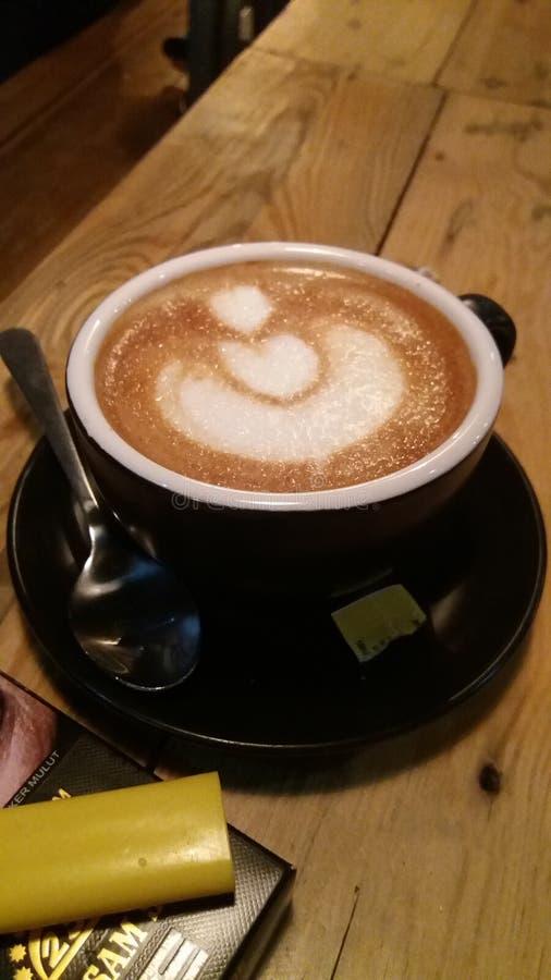 Coffee latte royalty free stock image