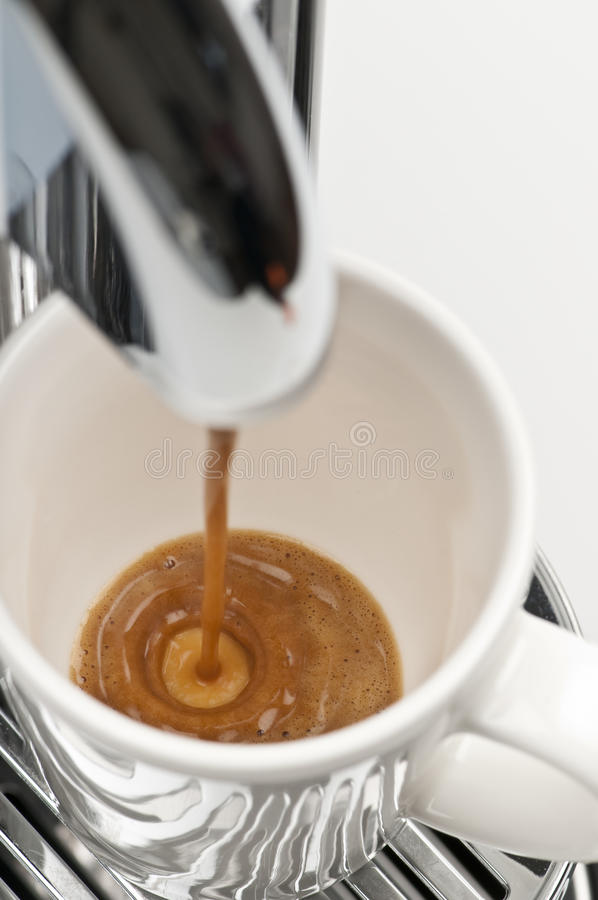 Free Coffee Machine Royalty Free Stock Images - 12793679