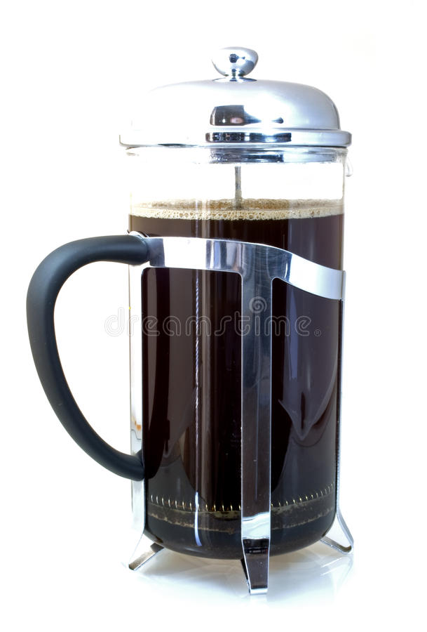 Coffee maker stock images