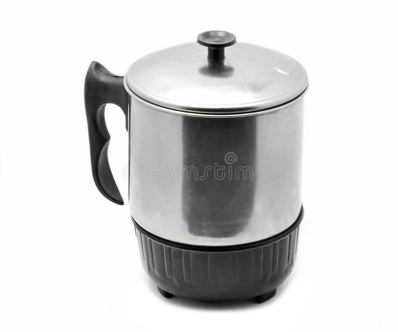 Download Coffee maker stock photo. Image of morning, steel, espresso - 28991246