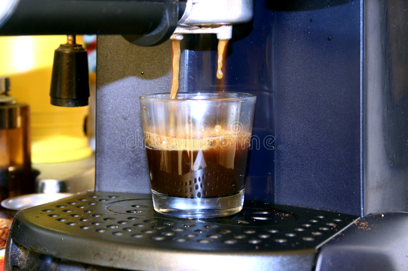 Coffee-maker stock images
