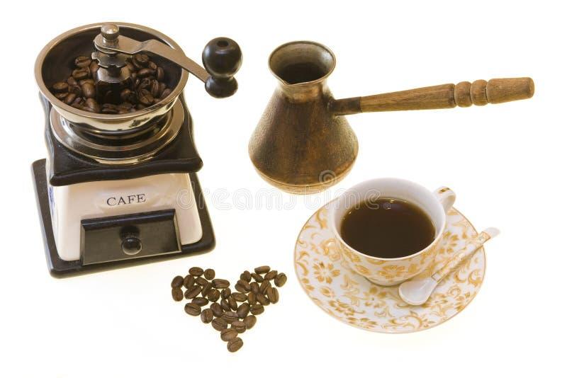 Download Coffee Making Royalty Free Stock Image - Image: 7560136