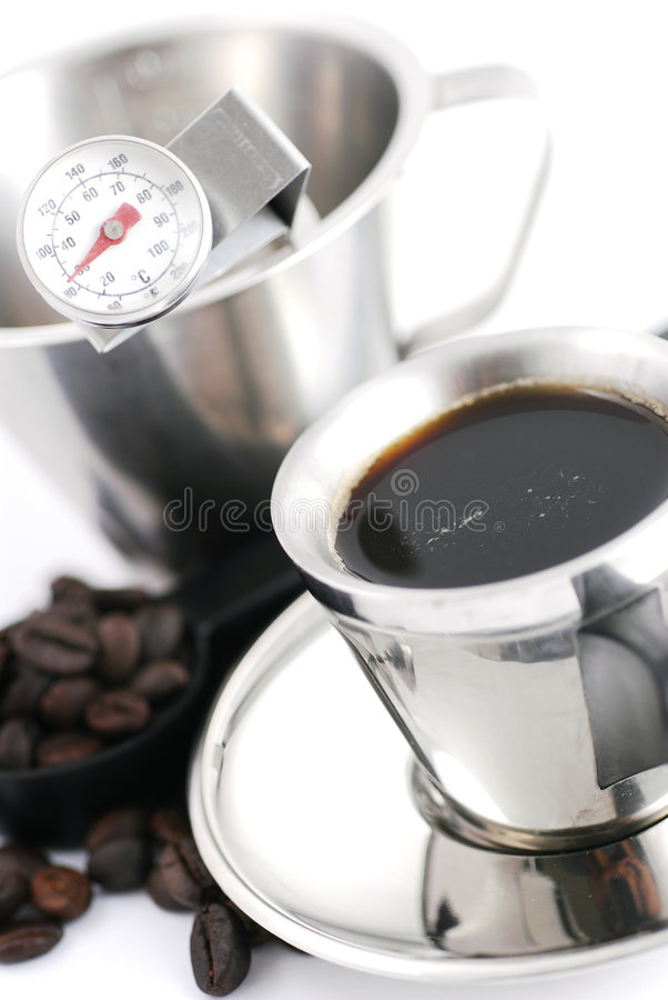 Download Coffee Making Tools Royalty Free Stock Photography - Image: 3687127