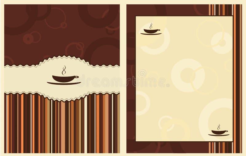 Download Coffee Menu stock vector. Image of label, cappuccino - 22283600