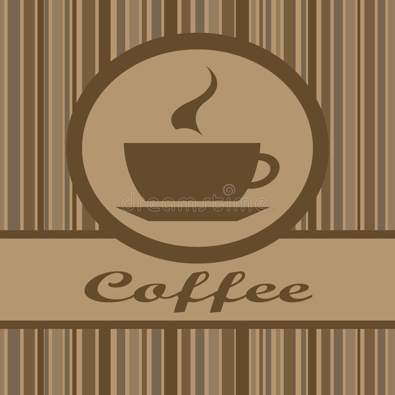 Download Coffee menu stock illustration. Illustration of pattern - 28655253