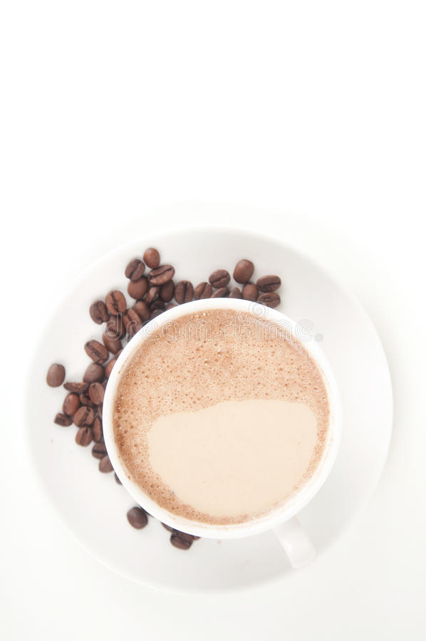 Download Coffee With Milk Royalty Free Stock Image - Image: 26458206