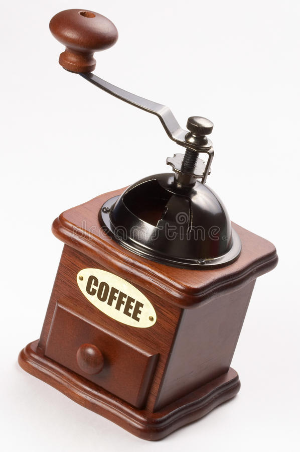 Free Coffee Mill Royalty Free Stock Image - 11958686