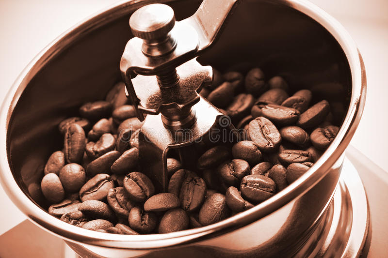 Download Coffee Mill Stock Photo - Image: 21627200