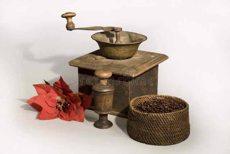 Coffee-mill stock photos