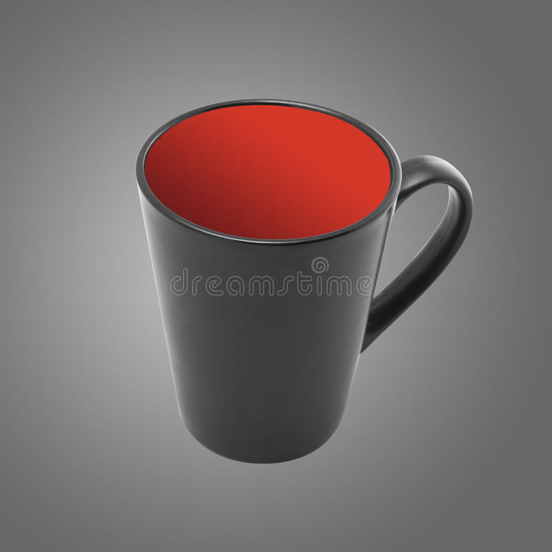 Download Coffee mug stock image. Image of empty, colourful, colored - 16069169