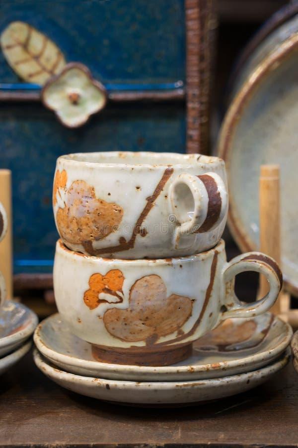 Coffee mug. Close up shot of coffee mug royalty free stock image