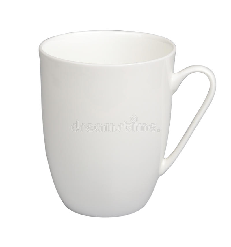 Free Coffee Mug With Clipping Path Stock Image - 17535191