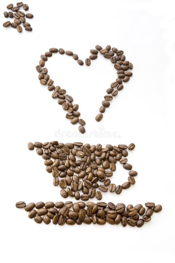 Free Coffee My Love Royalty Free Stock Image - 7584526