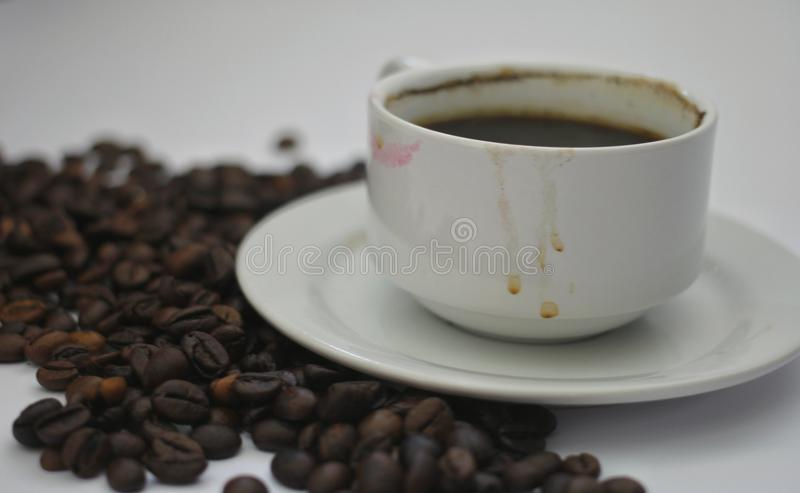 Coffee in my style royalty free stock images