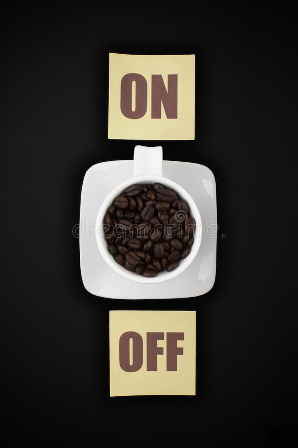 Coffee on/off