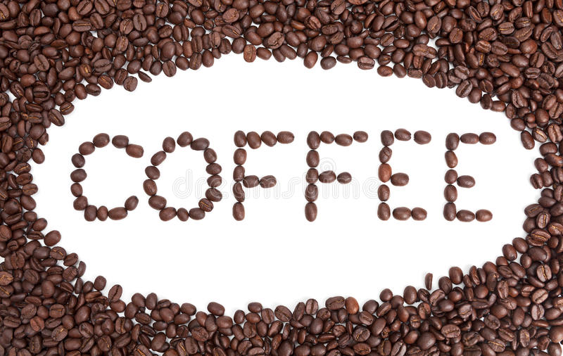 Coffee Out Of Coffee Royalty Free Stock Images