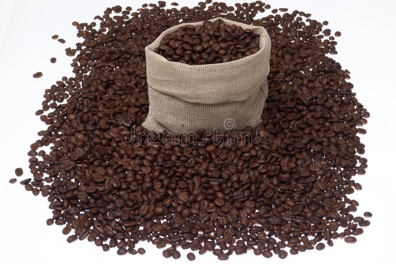 Coffee pack1 stock images