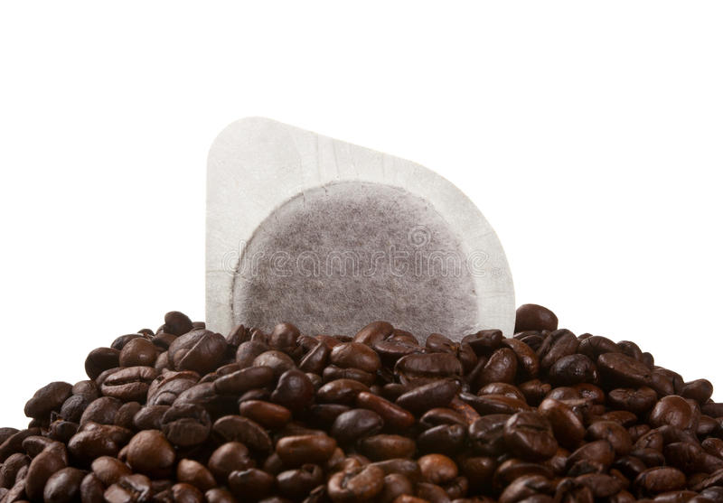 Download Coffee pods stock photo. Image of cartridge, filter, morning - 39508366