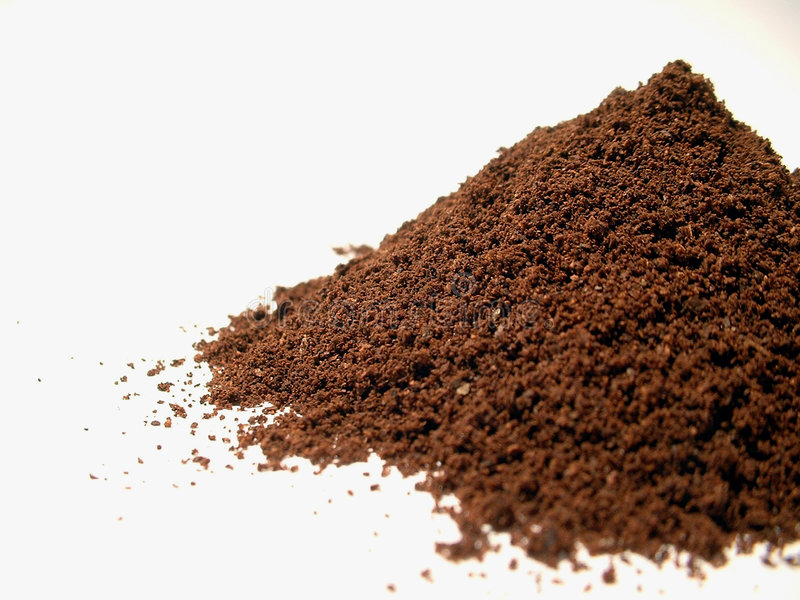 Download Coffee powder 1 stock photo. Image of powder, grains, grain - 180578