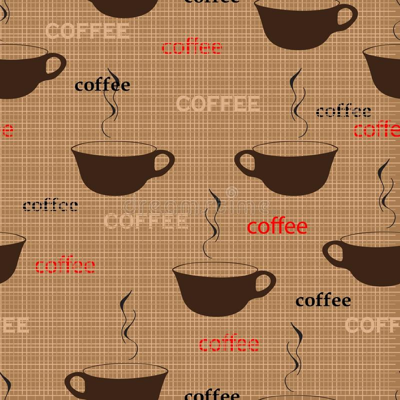 Free Coffee Repetition Royalty Free Stock Photo - 15841055