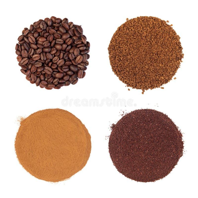 Free Coffee Selection Stock Image - 15073791