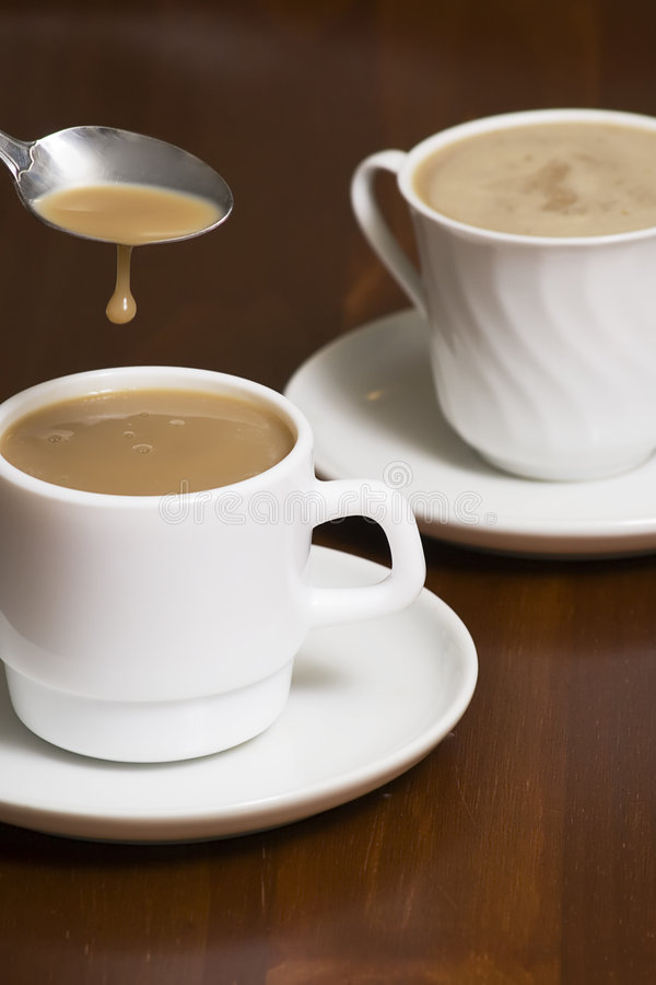 Download Coffee Is Served Stock Photography - Image: 7573872