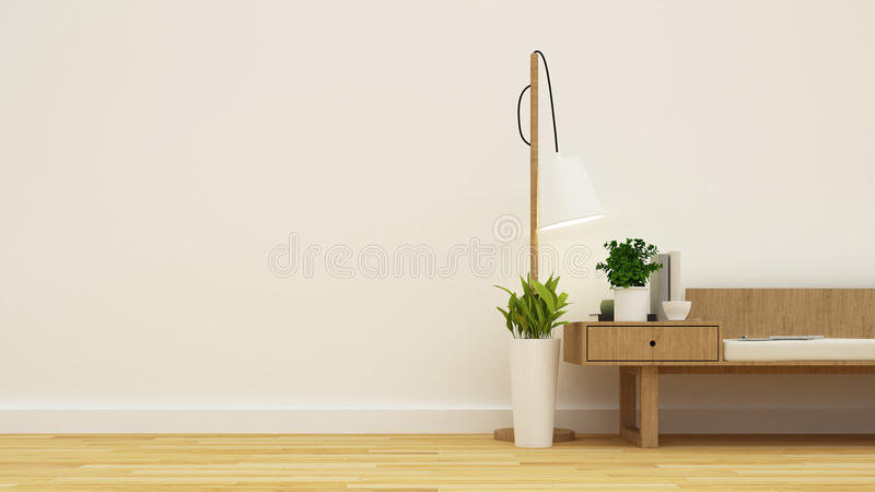 Download Coffee Shop Or Living Room Minimal Design