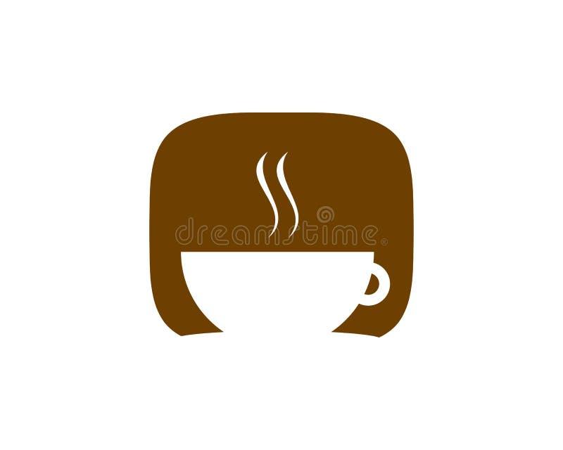 Coffee Shop Logo Icon Template Design Vector Illustration vector illustration