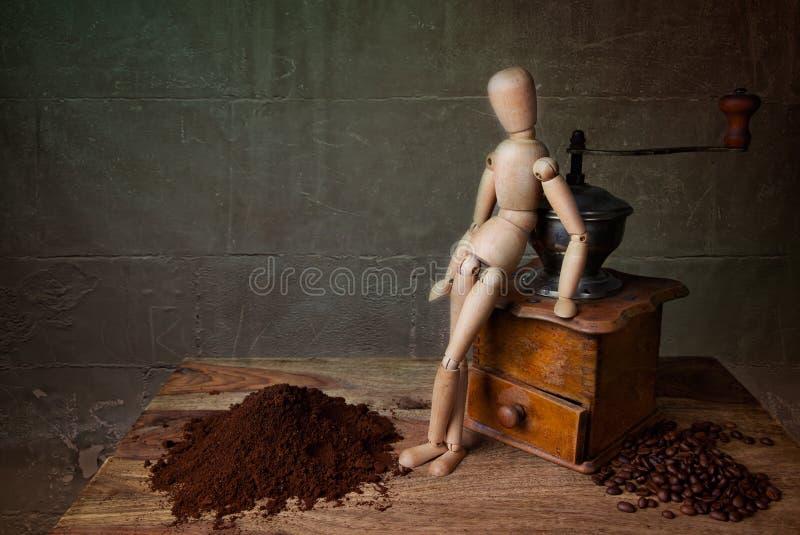 Coffee Still Life royalty free stock photo
