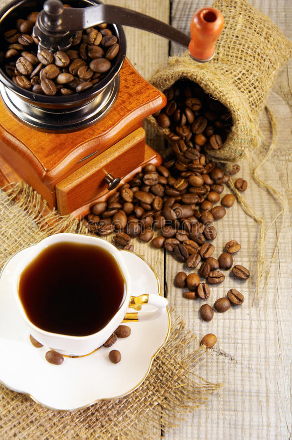Free Coffee Still Life Stock Photography - 18991782