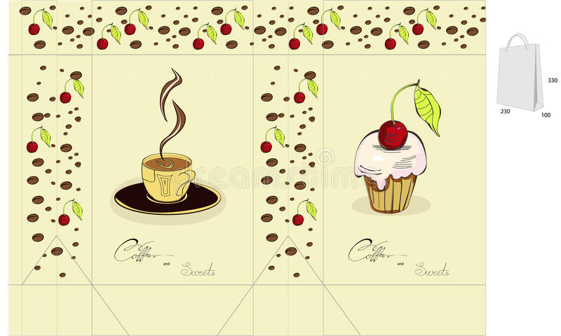 Download Coffee And Sweets Royalty Free Stock Images - Image: 17688399