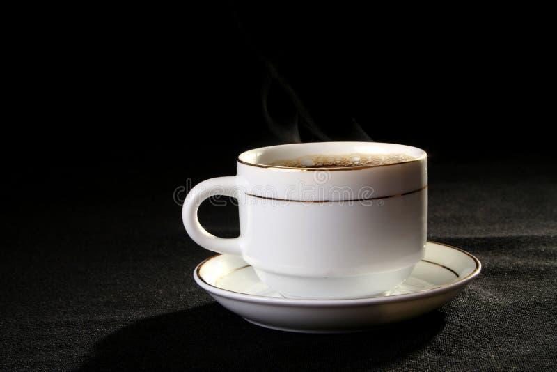 Coffee and tea cup stock photos