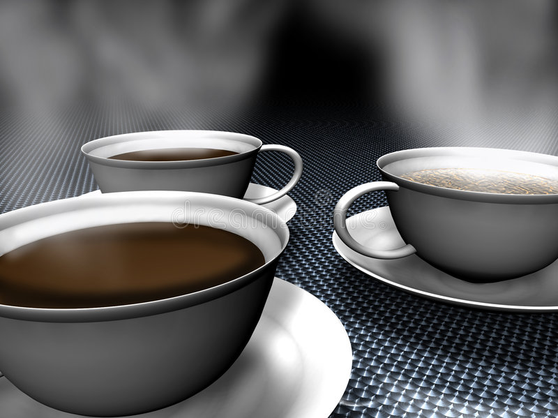 Download Coffee Time Royalty Free Stock Photo - Image: 1404965