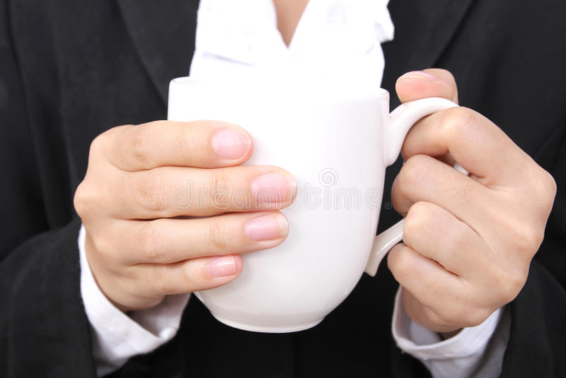 Download Coffee time stock image. Image of coffeetime, image, businesswoman - 21887583