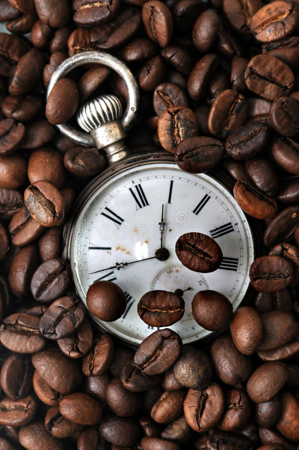 Free Coffee Time Royalty Free Stock Images - 3991189