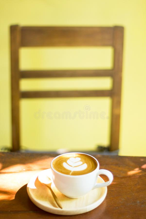 Coffee time ` vintage style royalty free stock photos