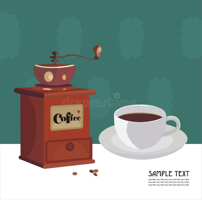 Coffee Tradition Royalty Free Stock Photos