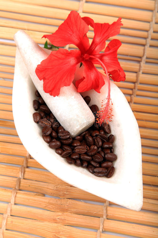 Download Coffee Treatment Stock Image - Image: 16656881