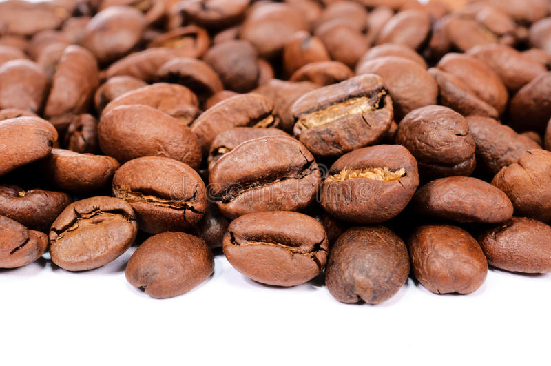 Download Coffee On White Stock Photography - Image: 27960222