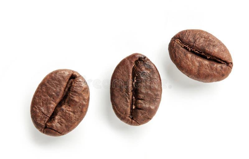 Coffee on white stock photo