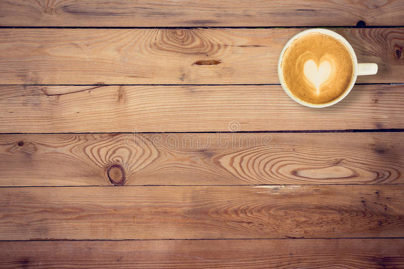 Coffee on wood table texture with space stock photo for Coffee table texture