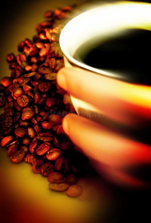 Coffee1 fotografía de archivo
