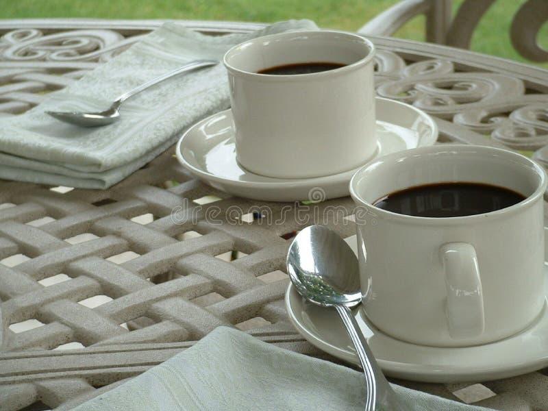 CoffeeBreak images libres de droits