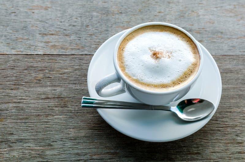 Coffeecup z kawą obraz stock