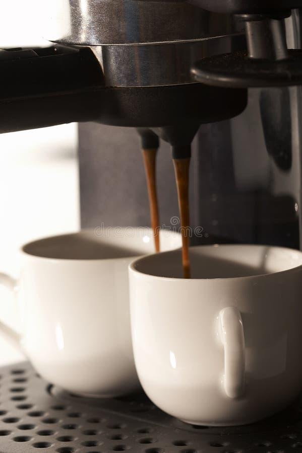 Download Coffeemaker fotografering för bildbyråer. Bild av kaffe - 994981